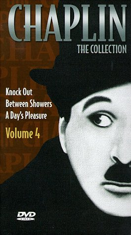 Cover art for  Chaplin - The Collection, Vol. 4 - Knock Out / Between Showers / A Day's Pleasure