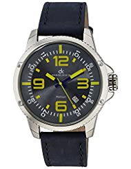 Daniel Klein Analog Blue Dial Men's Watch - DK10592-5