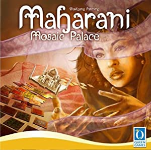 Maharani Board Game