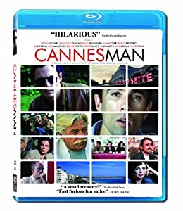 Cannes Man [Blu-ray]