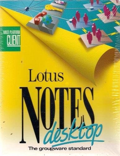 Lotus Notes Desktop-Multi Platform Client Software