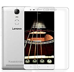 Febelo (TM) Pro HD+ Crystal Clear 9H Ultra Thin Curve Edge Tempered Glass Screen Protector For Lenovo Vibe K5 Note / Lenovo K5 Note - 5.5 inch