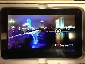 FILLA SAPPHIRE 7 TABLET (BRAND NEW) SUPER FAST GOOGLE ANDROID 4.1