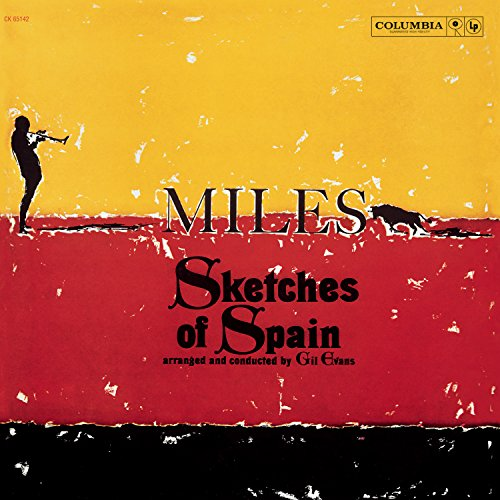 CD : Miles Davis - Sketches Of Spain (remastered + 3 Bonus Tracks) (Bonus Tracks, Remastered)