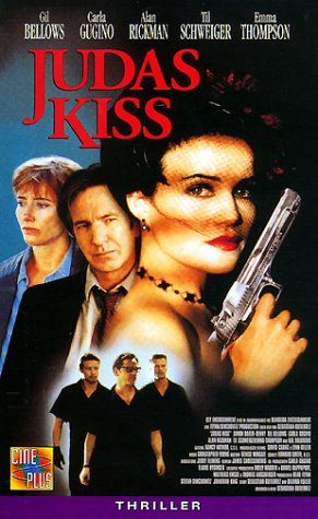 Judas Kiss [VHS]