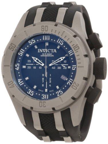 Invicta Men's 10012 Coalition Forces Bolt Chronograph Black Dial Watch