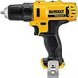 "DEWALT DCD710B 12V Max Lithium Drill Driver Baretool, 3/8"""