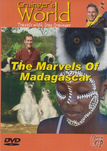 THE MARVELS OF MADAGASCAR [IMPORT ANGLAIS] (IMPORT) (DVD)