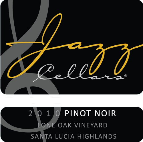 2010 Jazz Cellars Lone Oak Vineyard Santa Lucia Highlands Pinot Noir 750 Ml