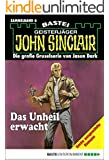 John Sinclair - Sammelband 6: Das Unheil erwacht (luebbe digital ebook)