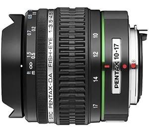 Objectif smc DA fish-eye 10-17mm f/3,5-4,5ED (IF) + Kit de nettoyage 5 en 1 NEDCFULL1
