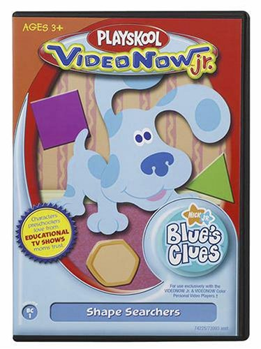 Videonow Jr. Personal Video Disc: Blue's Clues #1