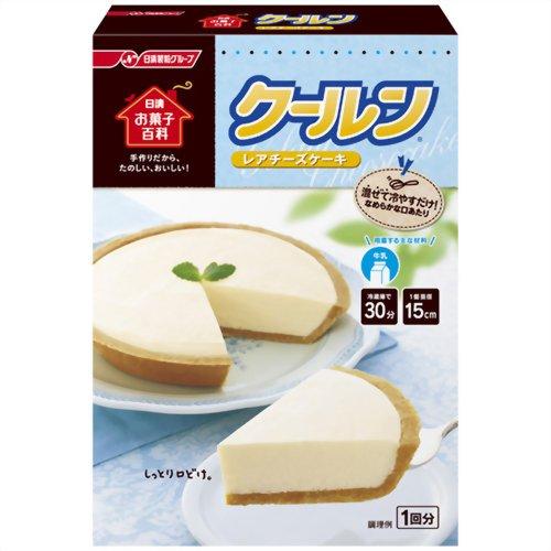 お菓子百科 クールン レアチーズケーキ 130g