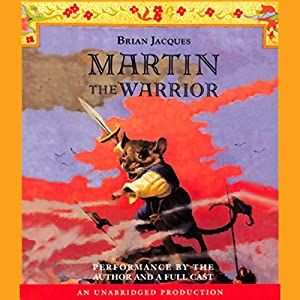 Martin the Warrior Audiobook