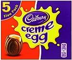 Cadbury Creme Egg 197 g (Pack of 4, 2...
