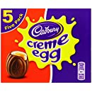 20 Cadbury Creme Eggs (4 packs, 20 eggs in total)