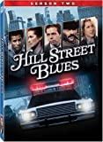 Hill Street Blues: Season 2 (3pc) (Full Dub Sub) [DVD] [Import]