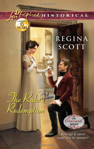 Image of The Rake's Redemption (Love Inspired Historical)