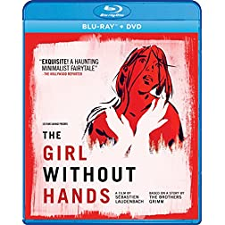 The Girl Without Hands [Blu-ray]