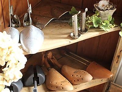 英国(イギリス)アンティーク◇古いシューモールド10個(5足分)/木靴型/雑貨(a0900092-2)
