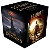 J. R. R. Tolkien The Hobbit and Lord Of The Rings Complete Gift Set by Tolkien, J. R. R. on 08/11/2012 Unabridged edition