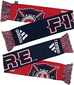 Chicago Fire Youth adidas Team Scarf