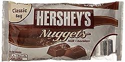 Hersheys Nugget Milk, 340g
