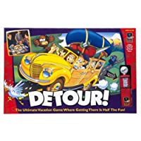 Detour The Ultimate Vacation Game