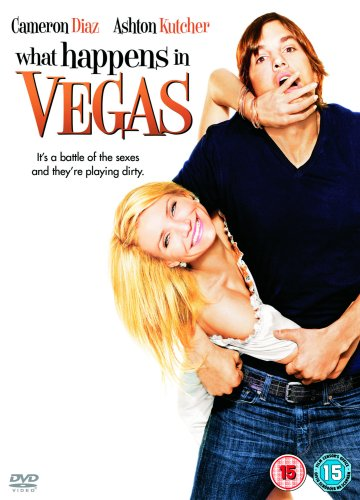 What Happens In Vegas [DVD] [2008]