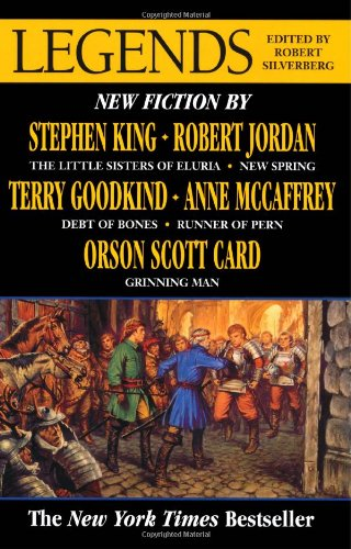 Robert Silverberg, ed., Legends: Stories by the Masters of Modern Fantasy> </a>  <li><a href=