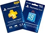 3-Month PS Plus + $50 PS Gift Card -...