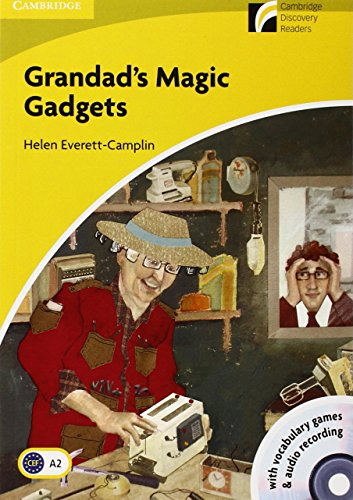 Grandad's magic gadgets. Con CD Audio. Con CD-ROM