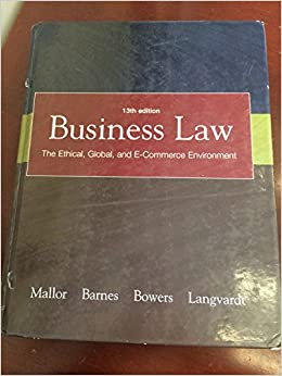 bussines law
