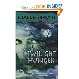 Twilight Hunger - Maggie Shayne