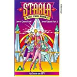 Starla and the Jewel Riders: Jewel Quest - Parts 1 and 2 [VHS]by Corinne Orr