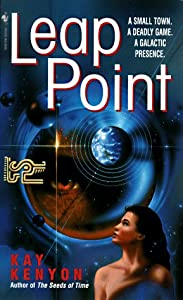 Leap Point by Kay Kenyon