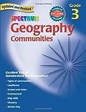 Geography, Grade 3: Communities (Spectrum)