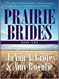 Prairie Brides Book Two: A Homesteader, a Bride and a Baby and A Vow Unbroken (0786279796) by JoAnn A. Grote