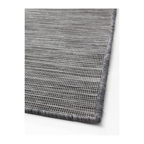 ikea hodde gray entryway hallway runner mat rug 2 39 7 x 6 39 7
