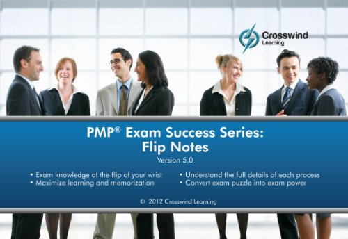 Pmp Exams Success Series: Flip Notes front-486762