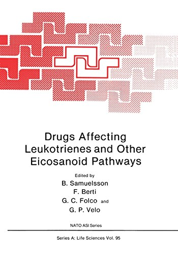 Drugs Affecting Leukotrienes and Other Eicosanoid Pathways (Nato Science Series A:)