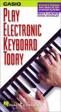 Play Electronic Keyboard Today [Vhs]
