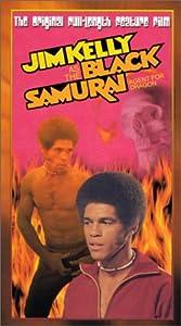 Black Samurai: Agent for Dragon [VHS]