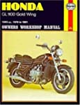 Honda GL-1100 Goldwing Owners Worksho...