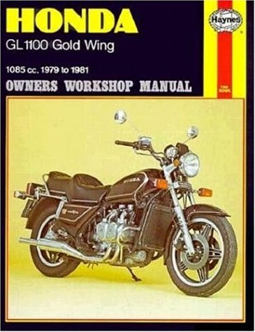 Honda Gl1100 Gold Wing, 1979-81 (Haynes Manuals) front-452431