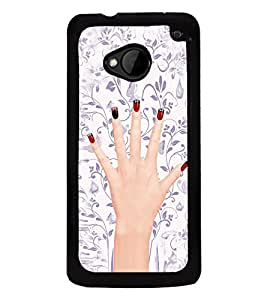 ifasho Designer Phone Back Case Cover HTC M7 :: HTC One M7 ( Marriage Bachelor Quotes The Awful Truth )