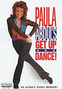 Paula Abdul-Get Up & Dance