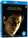 SHAHRUKH KHAN BLOCKBUSTERS VOL 1 [DARR, DILWALE DULHANIA LE JAYENGE, MOHABBATEIN & DIL TO PAGAL HAI] SPECIAL 4 MOVE BLU RAY SET