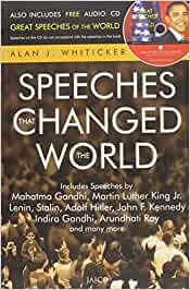 written speeches that changed the world