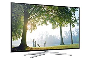 Samsung 3D LED-Backlight-Fernseher (Full HD, 400Hz CMR, DVB-T/C/S2, CI+, WLAN, Smart TV, Sprachsteuerung) schwarz/silber